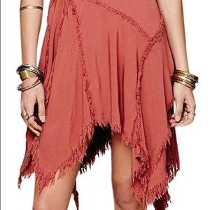 Free People Dresses - Free People: Intimately Tattered Up Shred Slip